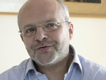 Philippe Van Muylder - Secrétaire général de l'Interrégionale bruxelloise