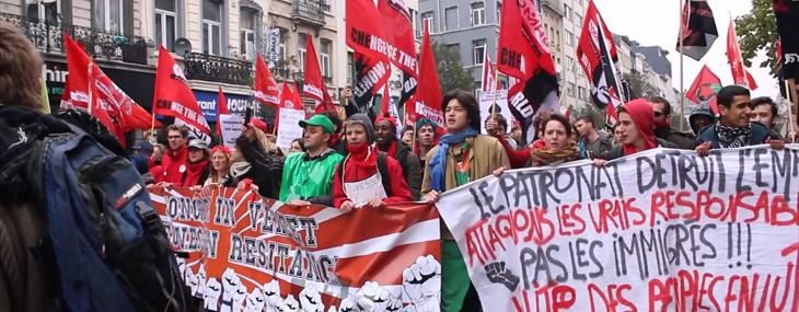 Qui sont les jeunes FGTB Bruxelles